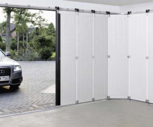 Boční garážová vrata